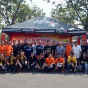 Jarak point antar peserta sangat tipis, USACI QR 4 Surabaya bikin geregetan
