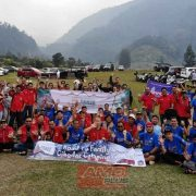 Innova Community 'me-Roket' di Ulang Tahun nya yang ke 12 tahun