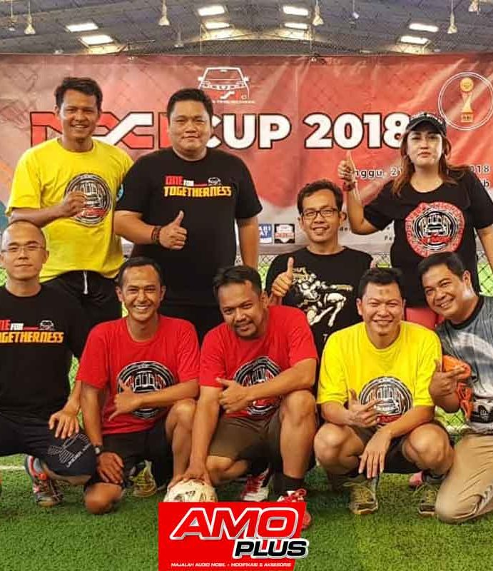 Silahtuhrahmi dengan Berolahraga NXI CUP 2018
