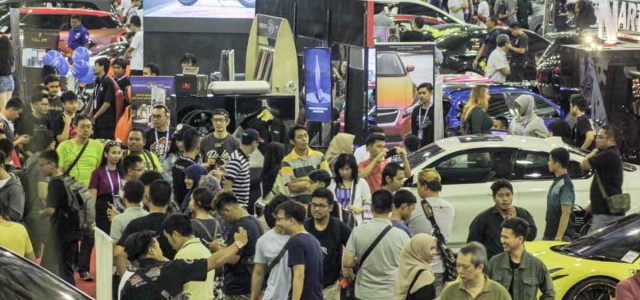 Sukses Mencatatkan Transaksi Miliaran Rupiah di Indonesia Modification Expo 2018