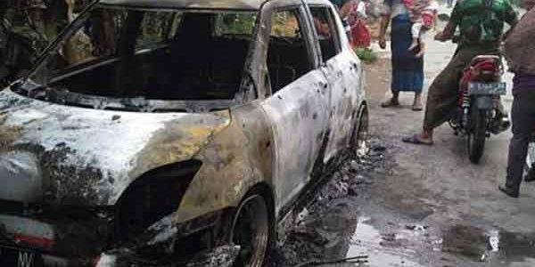 Asuransi Belum Tentu Mengcover Kendaraan Terbakar