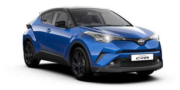 Pekan Depan Toyota C-HR Hybrid Hadir Meramaikan Pasar Nasional