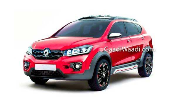 Renault Menyiapkan MPV Lawan Toyota Calya, Daihatsu Sigra dan Datsun Go+.
