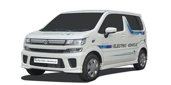 Mobil Listrik Suzuki Wagon R Meluncur pada 2020