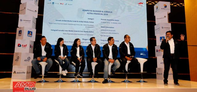 Astra Financial Mengadakan Lomba Karya Tulis, Foto untuk Jurnalis Dan Blogger Pada GIIAS 2019