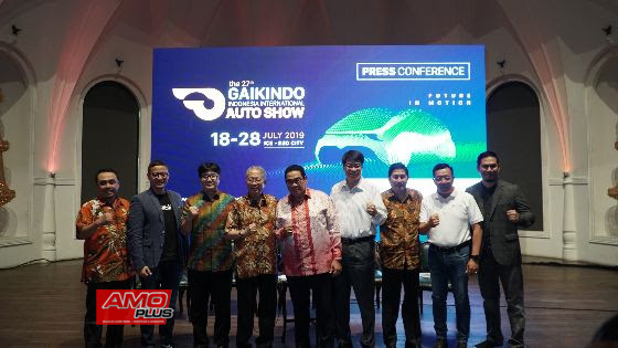 Masih dengan tema Future in Motion, GIIAS 2019 akan menampilkan transformasi teknologi dari industri otomotif