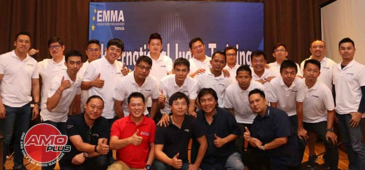 EMMA Indonesia Judge Training 2019