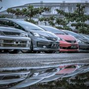 Ratusan Mobil & Motor Modifikasi Unjuk Gigi di Autonation Modified Show Pekanbaru, USACI & CAN Turut Ambil Bagian