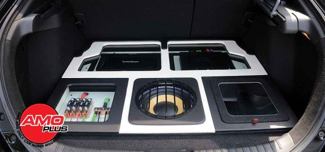2 WAY SYSTEM FOR CIVIC HATCHBACK