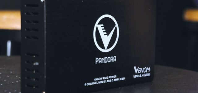 Venom Pandora VPR 4.4 Mini