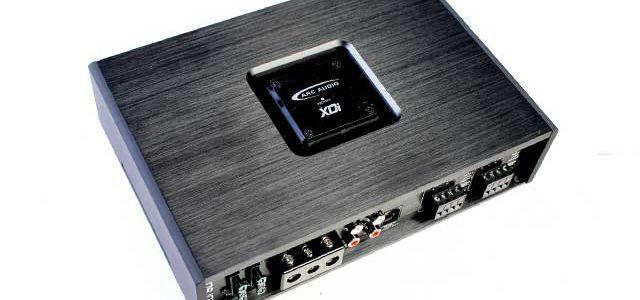 Power Amplifier Empat Kanal