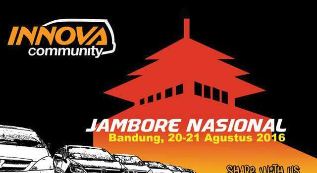 Satu Dekade Innova Community gelar Jambore Nasional 2016