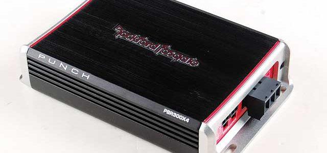 Rockford Fosgate Punch PBR300X4