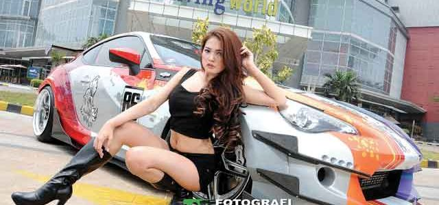 Sistem Audio Bertemakan Street Racing