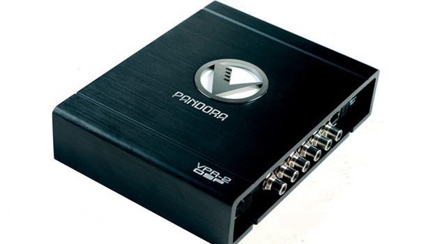 Processor Venom Pandora VPR-2 DSP