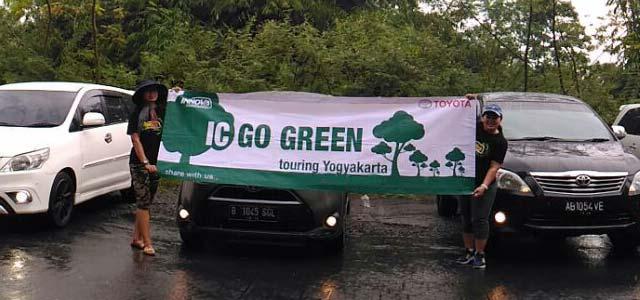INNOVA COMMUNITY GO GREEN