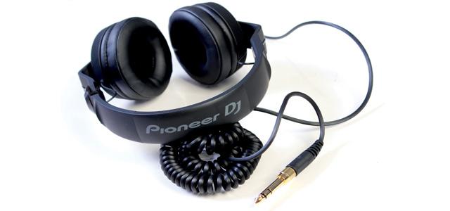 Pioneer Headphones HDJ-700-K