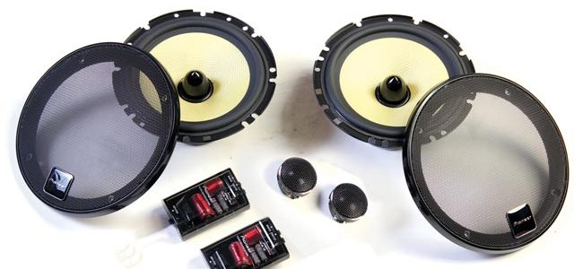 Pioneer Electronics Speaker Sistem 2 way