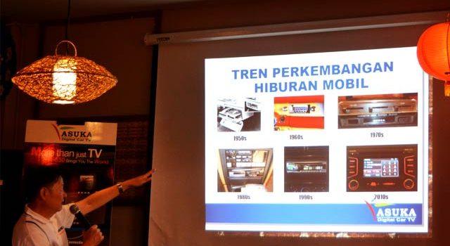 Asuka HR-630 Sarana Hiburan Dalam Mobil Masa Kini