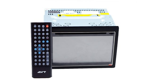AVT AND-9000 Android Head Unit TV Double Din