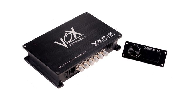 Processor VOX Research VXP-8 Evolution