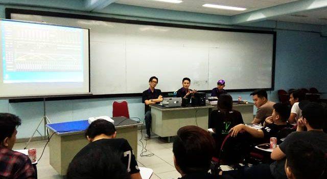 Venom Indonesia Goes To Campus Universitas Tarumanegara