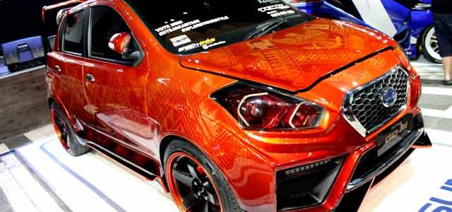 Datsun GO PI (Persatuan Indonesia)