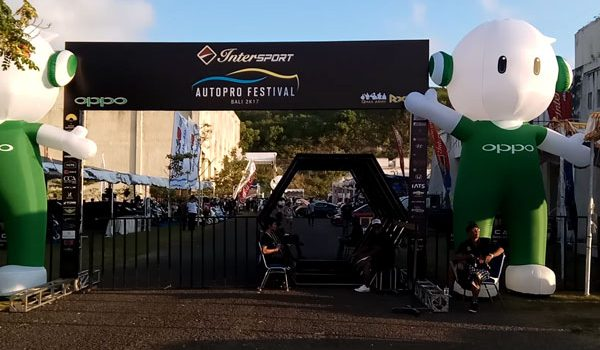 Kemeriahan Hari Pertama Autopro Festival 2K17