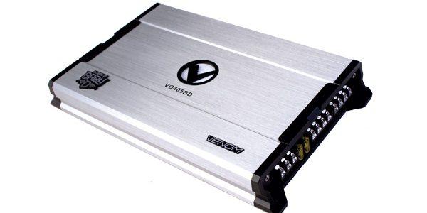 Venom VO405BD – Amplifier 4 Kanal Berbasis Mosfet