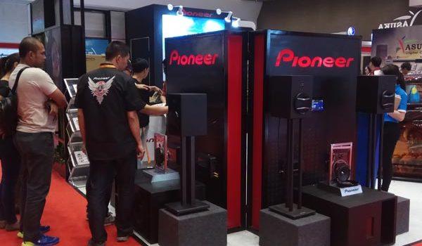 Kemeriahan PIONEER INDONESIA pada Indonesia International Motor Show (IIMS) 2017