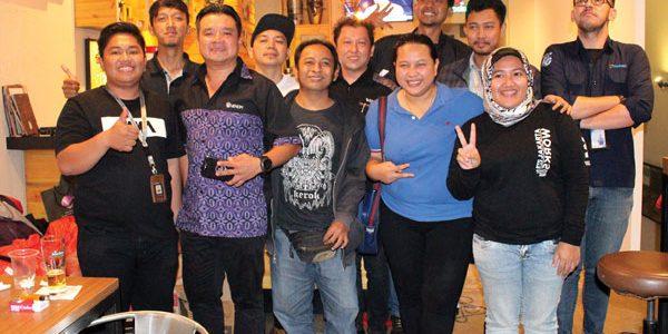 Pererat Kekeluargaan Dengan Karyawan, Venom Indonesia Gelar Acara Buka Puasa Bersama