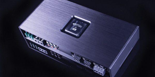 Amplifier 6 Channel