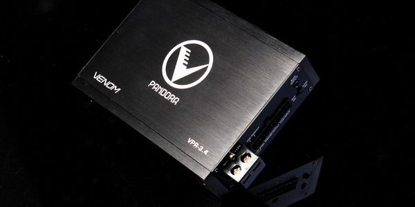 Venom Pandora VPR-3.4 – Prosesor Mini + Power 4 Channel