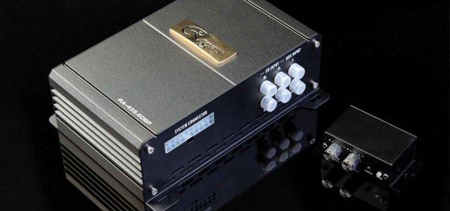 Roger's RA-435.6DSP – Processor DSP Built-In Amplifier