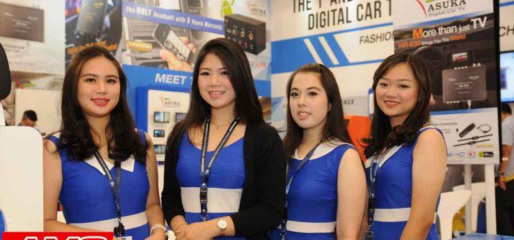 Asuka Car TV meluncurkan dua punggawa baru, Asuka Digital Car TV Receiver HR-600Plus dan Asuka Head Unit PTA-100TV.