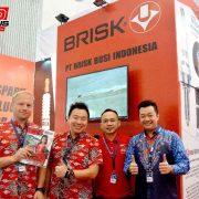 BRISK Busi berkualitas tinggi resmi ada di Indonesia