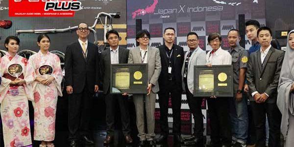 Rekor Otomotif Indonesia (ROI) Apresiasi Kerjasama Aftermarket Indonesia-Jepang Pertama