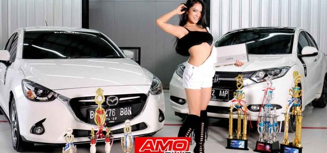 Twin Concept On Mazda 2 & Honda HRV