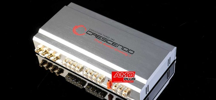 Crescendo Evolution Three 3A4