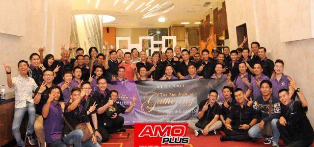 The 3rd Annual Gathering VFC; Pengukuhan Ketua VFC Baru periode 2017-2020