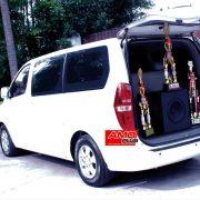 Minibus Bersuara Memukau