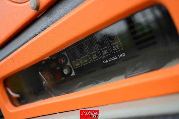 Avanza-Amplifier