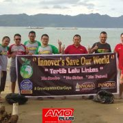 INNOVA COMMUNITY (IC) CHAPTER AG RAYA PEDULI LINGKUNGAN