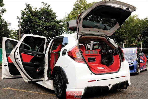 Car-Open-door