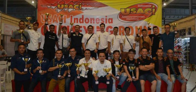 Sejumlah Peserta Kontes Audio Mobil Bersaing Ketat di USACI QR 1 Medan