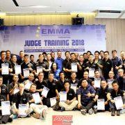 MENGINTIP KEGIATAN EMMA JUDGE TRAINING 2018