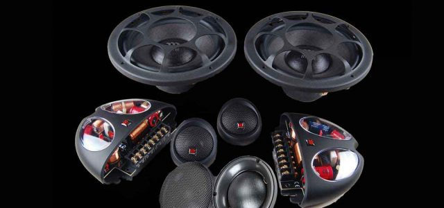 Speaker Split 3 Way Morel Virtus 603