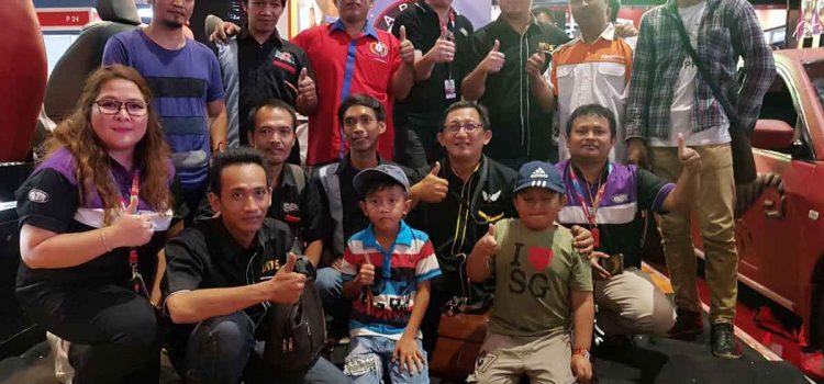 AN Maestro, Imam Jok dan Masterpiece Juara Lomba Pasang Jok Paten TOTAL