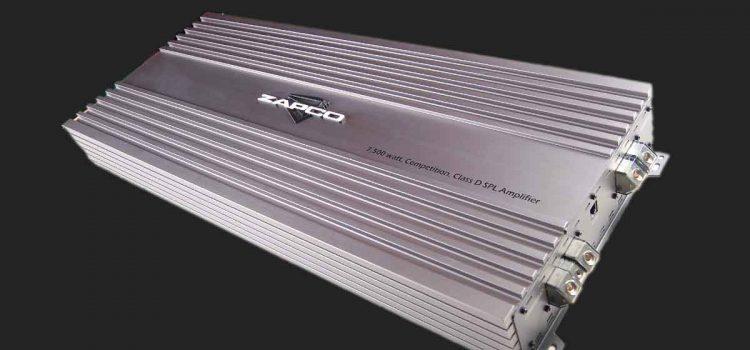 Zapco ZX-7.5KD SPL