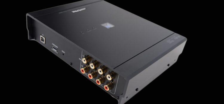 Alpine PXA-H800 + Alpine RUX-C800